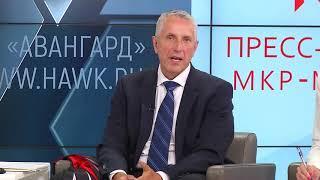 """""""Авангард"""" будет бороться  за лидерство в Восточной конференции и в российском хоккее"""
