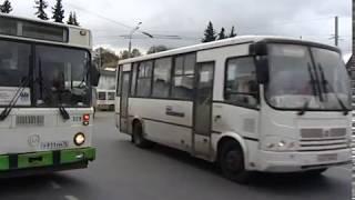 В Ярославле оштрафовали 8 водителей общественного транспорта