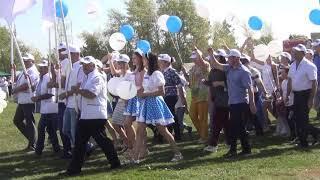 "МПЗ ""Ташлинский"" на фестивале молока"
