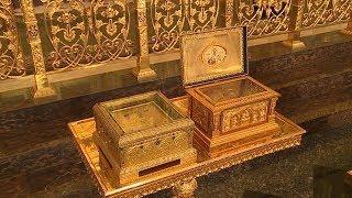 В Саранск привезли мощи святителя Тихона и Николая Чудотворца
