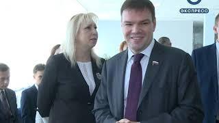 Леонид Левин посетил оценил школу в микрорайоне Шуист