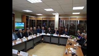 Владимир Попков провел встречу с руководителями организации «Союз «Чернобыль»