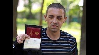 Воронежец обвиняет полицейских в избиении.