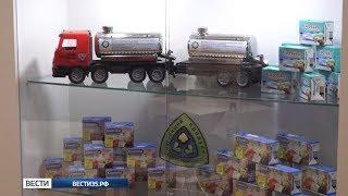 Продукцию вологодских производителей представили на международной выставке