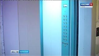 Началась масштабная замена лифтов в домах Петрозаводска