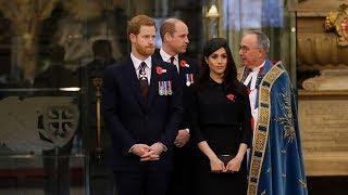Гарри и Меган. Как в королевской семье готовятся к не самой обычной свадьбе