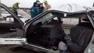 Омский водитель может отправиться в колонию за смерть трех человек