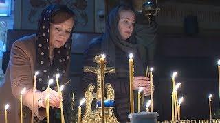 Службы в память о погибших в Кемерове прошли в храмах Кубани