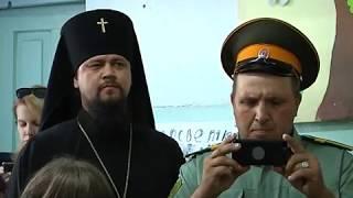 """Выставкой """"Казачья справа"""" завершилась смена в школе """"Николушки"""" Биробиджана(РИА Биробиджан)"""