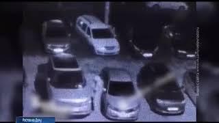 Донские полицейские разыскивают подозреваемого в поджоге автомобилей в Ростове