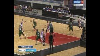 «Чебоксарские ястребы»  на старте  чемпионата России по баскетболу во второй мужской суперлиге  пере