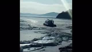 Новый катер вышел на маршрут Дунай–Путятин