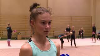 """Анонс """"В спорте. Художественная гимнастика"""" 16.11.18"""