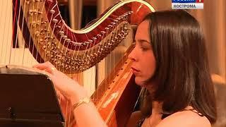 В Костромской филармонии накануне слушали «Музыку ангелов»