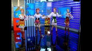 Солистка ансамбля «Млада» Юлия Жукова: мы сочинили песню, чтобы  поддержать российских футболистов