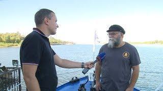 Творческая экспедиция Русского океанографического сообщества снимает фильм о Волге