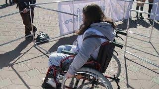 В Екатеринбурге отметили Международный день борьбы за права инвалидов
