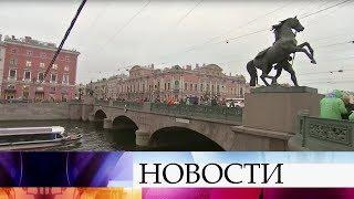 Главный проспект Санкт-Петербурга отмечает 300-летний юбилей.