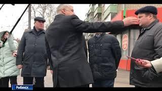 Дмитрий Миронов провел выездное совещание по подведению итогов дорожной деятельности в регионе