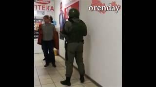 Оренбург, пр. Дзержинского: задержание в аптеке