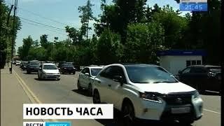 Сбил подростка и скрылся с места ДТП водитель в Иркутске
