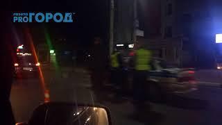 Смертельное ДТП в центре Рязани - погиб пешеход