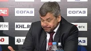 «Локомотив» со скандалом проиграл СКА в третьем матче полуфинала Кубка Гагарина