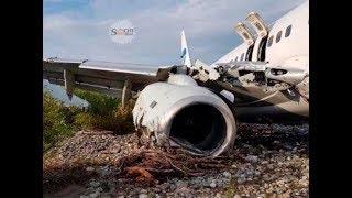 Корреспондент «Кубань 24» рассказал подробности инцидента с самолетом в Сочи