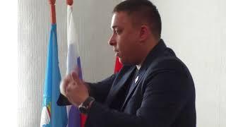 Тереньга совет депутатов 22 03 18