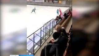 """Хоккеисты """"Енисея"""" возвращаются домой ни с чем"""