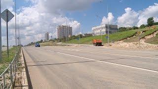 В Волгограде открыли движение по Нулевой Продольной магистрали