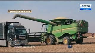 Приморские аграрии готовы увеличивать производство и переработку сои