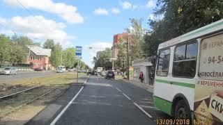 На улице Чкалова водитель «рено логан» сбила девятилетнюю девочку