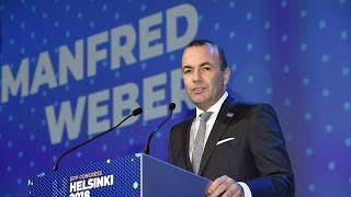 ЕНП выбрала Манфреда Вебера кандидатом в председатели Еврокомиссии…