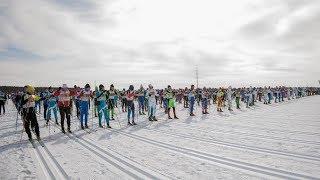 На Югорский лыжный марафон заявились олимпийские чемпионы
