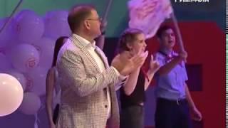 Стендап-комик выступил на Дне знаний в Тольятти