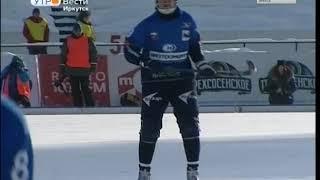 «Байкал-Энергия» на домашнем льду обыграла «Зоркий»
