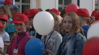 К Чёрному морю отправились дети с севера Свердловской области