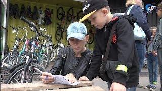 Сообщество «Добрый Новгород» организовало экологический вело квест «Город зеленого цвета»
