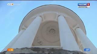 На набережной Волгограда началась реконструкция центральной лестницы