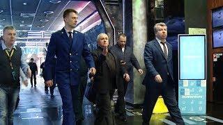 Учебную эвакуацию провели в торговом центре в Краснодаре