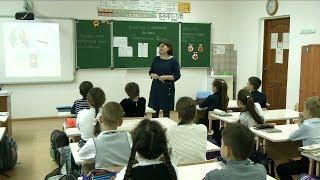 Ставропольские школьники репетируют верное гражданское поведение