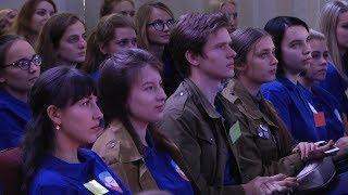 В Саранске проходит Окружная школа вожатых Российского движения школьников