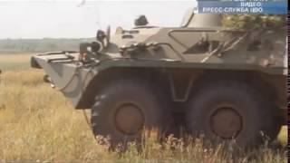 Самарские мотострелки провели учения на полигоне Тоцкое под Оренбургом