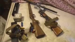Задержание торговца наркотиками и оружием