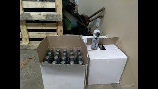 В Камышине изъята крупная партия алкогольного суррогата