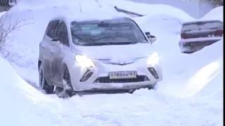 О последствиях 12-часового снегопада и о том, когда в Самарскую область придёт тепло