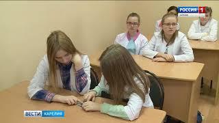 Будущих медиков в Петрозаводске учат на героических примерах