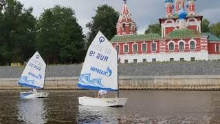 В Угличе пройдут мастер-классы спортсменов Академии парусного спорта