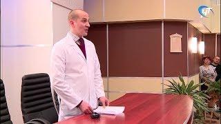 Исполняющим обязанности главного врача клиники назначен Илья Кяльвияйнен